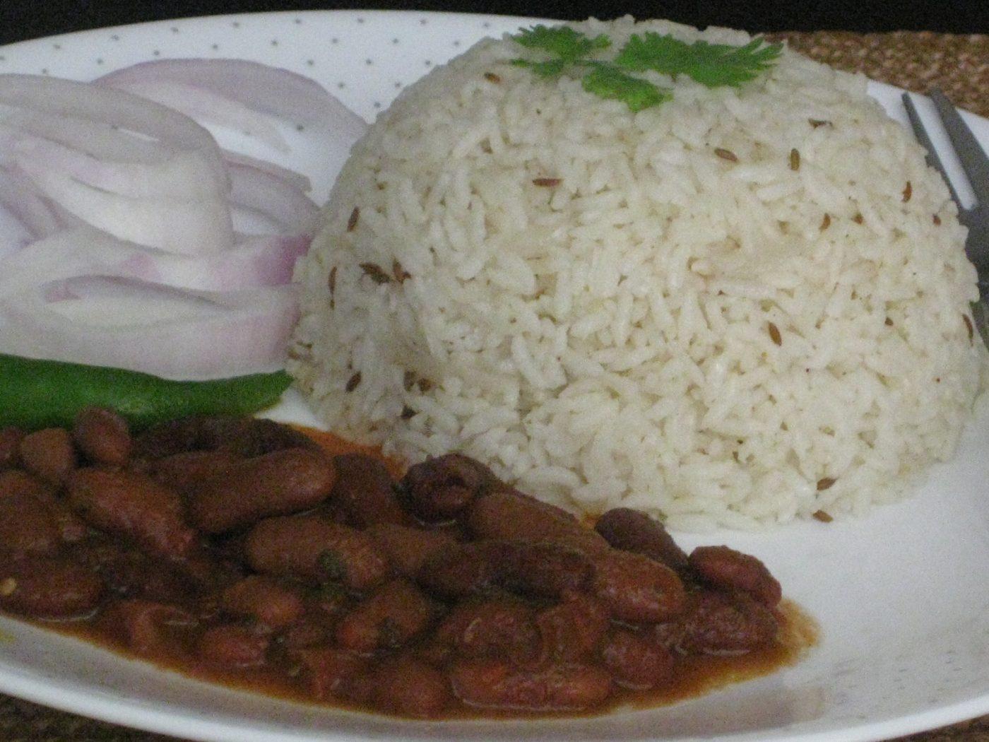 Rajma (Red Kidney Beans)
