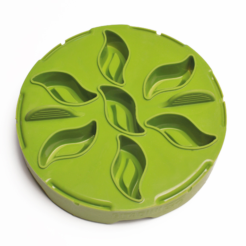 Green (Leaf-Molds)