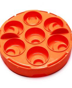 Idlito 4-in-1 Silicone Kitchen Mold – Orange