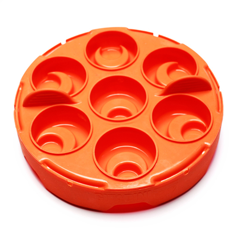 Idlito 4-in-1 Silicone Kitchen Mold – Orange