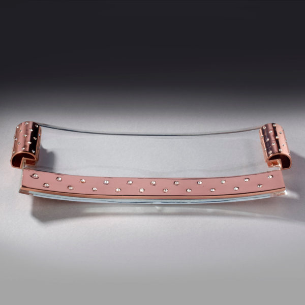 Crystal Tray – Copper