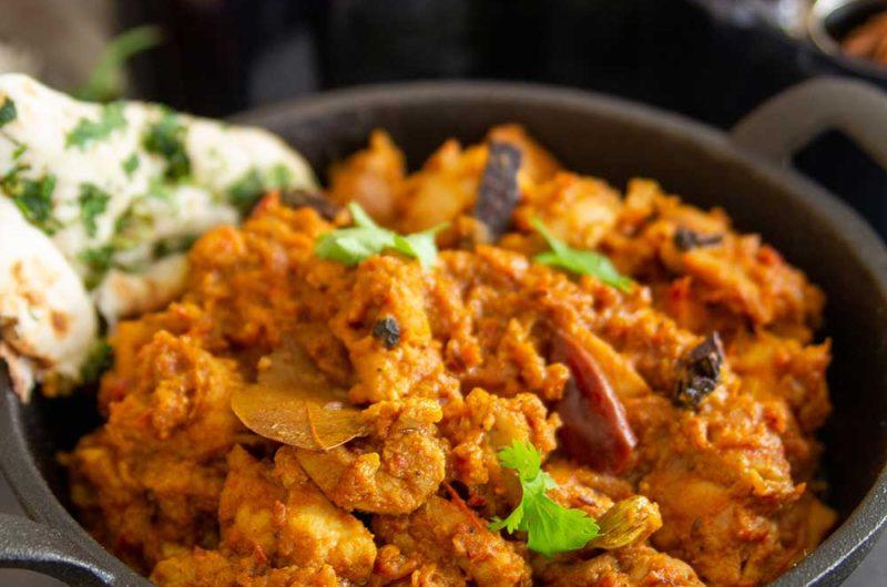 A Quick & Easy Weeknight Win: Chicken Bhuna Masala